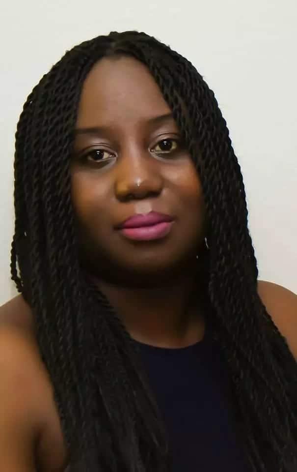 Kenyan lady in daring dramatic bank robbery in US