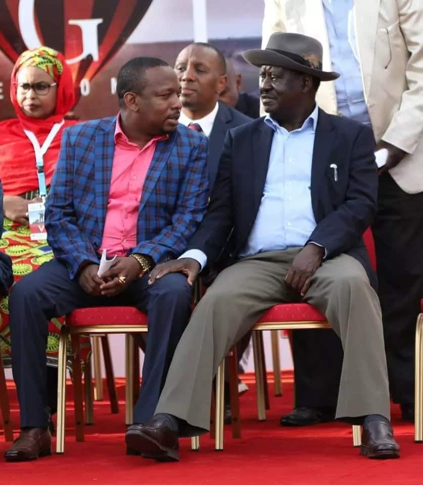 Sonko speaks on letter suggesting he's nominated former controversial MP Simon Mbugua his deputy