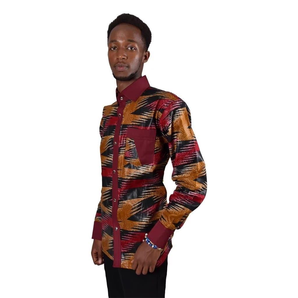 kitenge designs for men