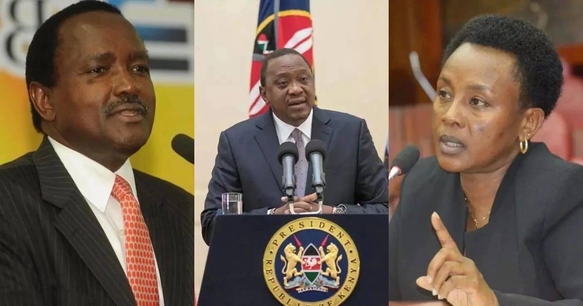 Kukamatwa kwa Jaji Philomena Mwilu kulimshtua Rais Uhuru - Kalonzo