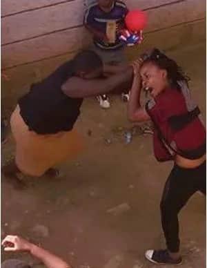 Mke na 'mpango wa kando' wa mumewe wararuana peupe kuhusu malezi ya mtoto Kasarani