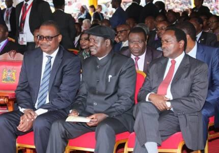 Kalonzo Musyoka's betrayal of Raila at the last minute was a super political move - Mutahi Ngunyi