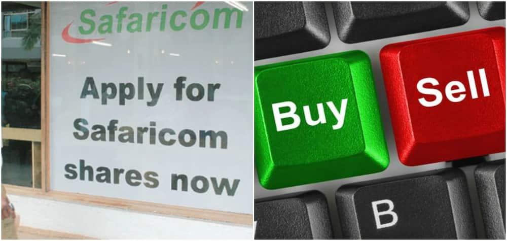 how to buy shares in safaricom safaricom shares market price safaricom shares dividends