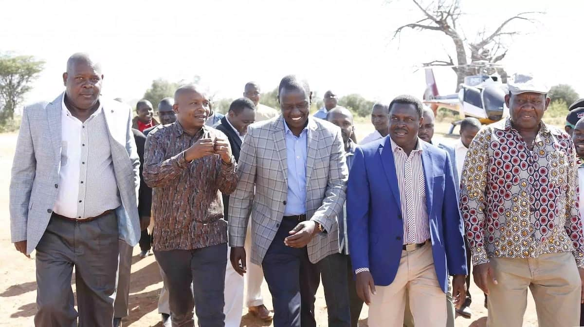 Only Uhuru's voice can save Ruto from awkward political situation - Khalwale