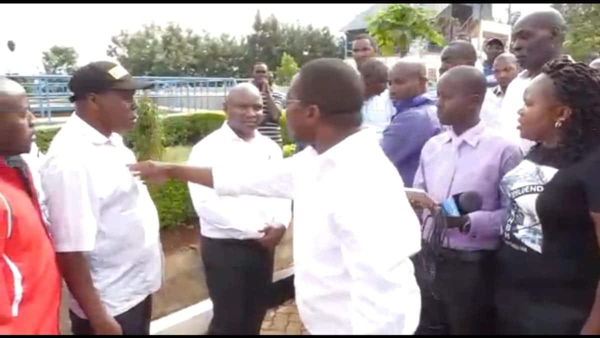 Gavana wa Murang'a matatani kwa kuvamia kampuni ya maji eneo hilo