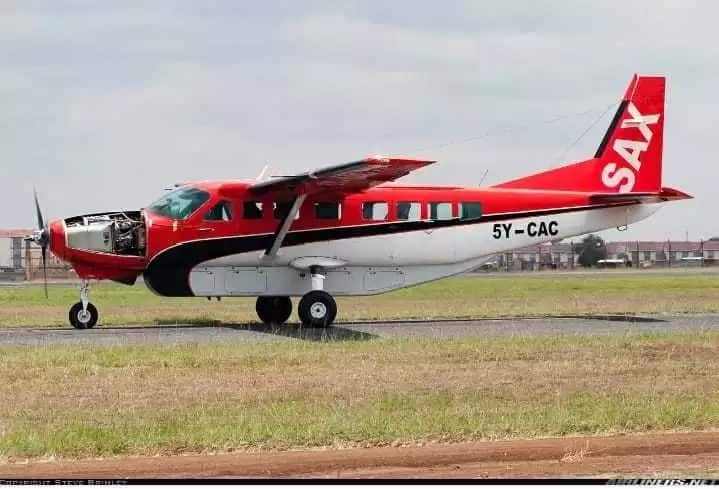 American national among 8 passangers onboard vanished aircraft from Kitale to Nairobi