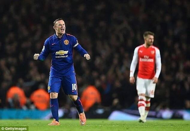 Seven things you probably missed during Manchester United's 3-1 thrilling win against Arsenal