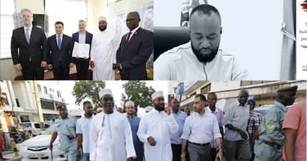 17 tantalising photos of Governor Joho looking delectable in kanzu during Ramadhan