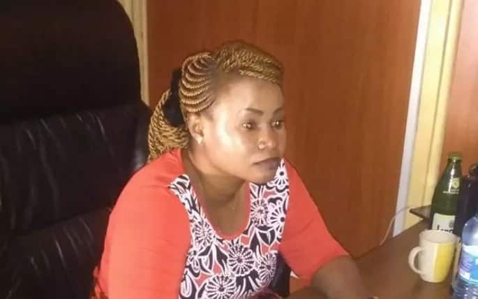 Ex-Vitimbi actress, Nyasuguta, accused of taking Kenyans to non-existent jobs in Dubai