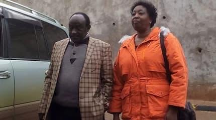 EACC arrests Ex-Nyandarua Governor after presenting himself at Nyeri offices