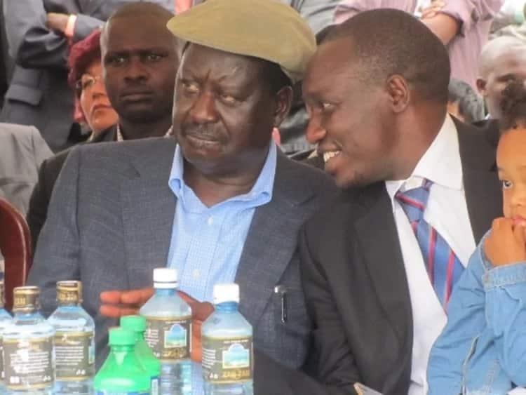 Mwanasiasa wa NASA asababisha shughuli kukwama IEBC