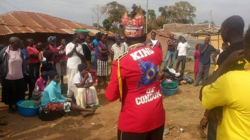 Hii ndio sababu unahitaji kutumia kondomu, usipinge