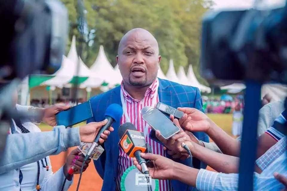 Uhuru's rejection of the Bill is win for those of us who remained sober - Moses Kuria