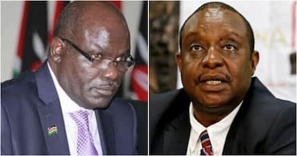 IEBC yet to receive a penny from Treasury since Chiloba's suspension - Wafula Chebukati