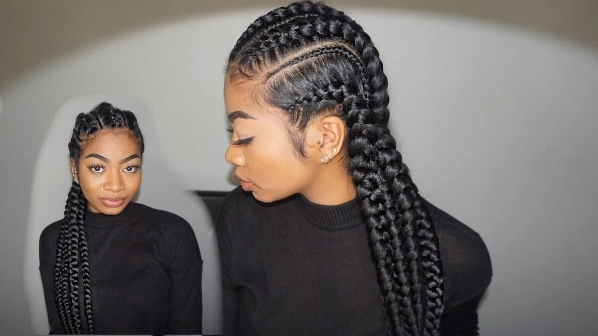 Nigerian cornrow hairstyles cornrows hairstyles Nigerian cornrow hairstyles 2018 latest hairstyles in nigeria