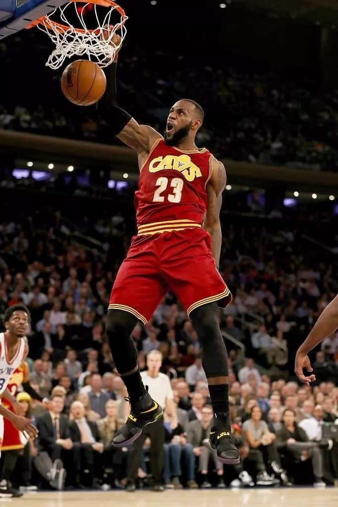 Lebron James leaves Cavaliers to officially join Lakers for KSh 15.4 billion