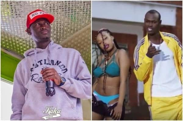 Rapper Kinga Kaka blames media for allowing Nigerian, Tanzania music dominate Kenyan airwaves