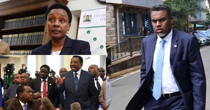 DPP Haji afraid less than two judges will compromise case against DCJ Mwilu