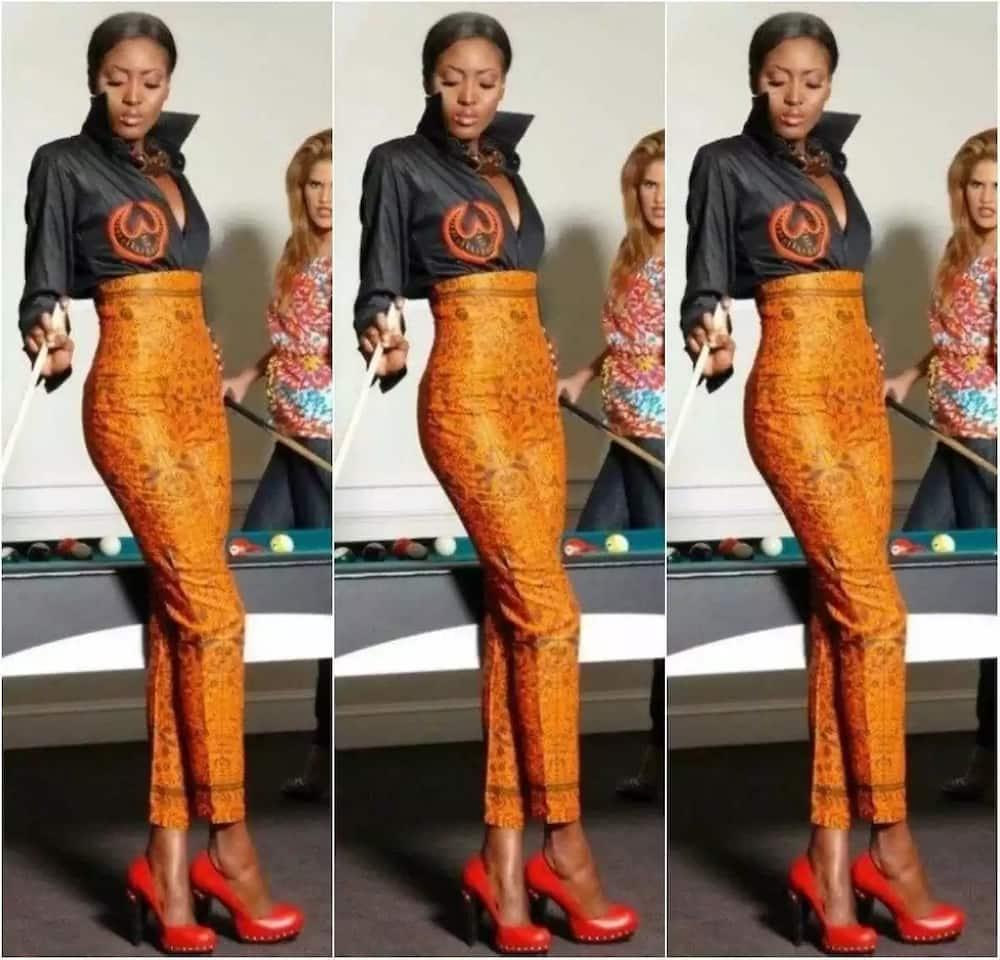 Ankara pants designs