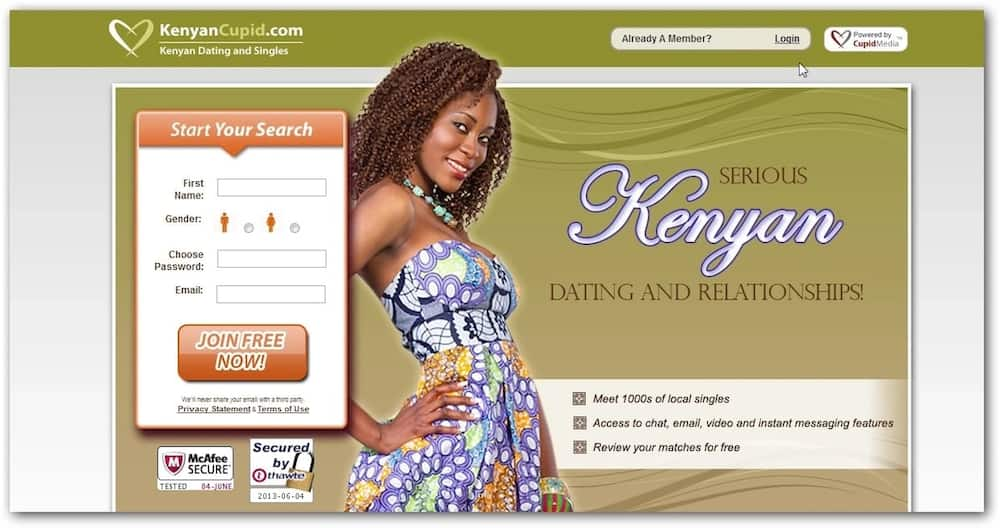 Free kenyan dating dutch dating etiquette