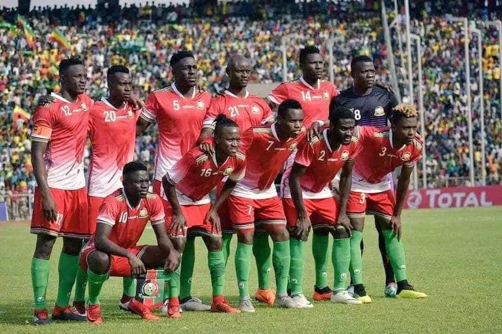 The wait is over! Gallant Harambee Stars qualify for 2019 Africa Cup of Nations