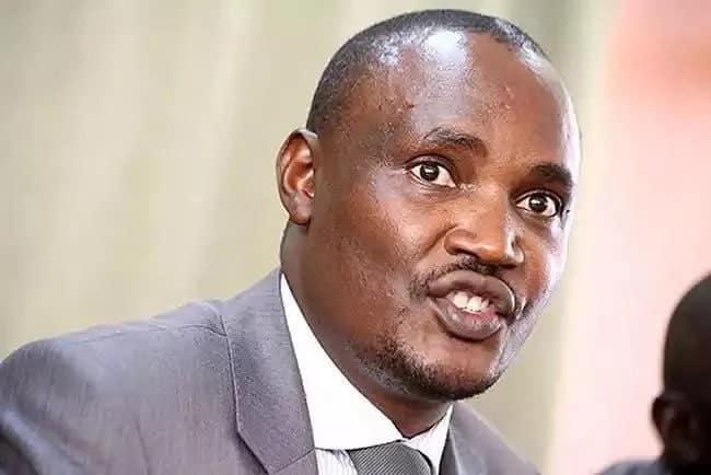 John Mbadi.