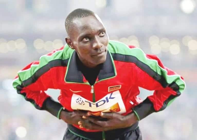 Another intimate video of Olympic champion Asbel Kiprop with female friend emerges