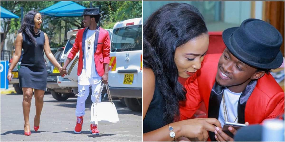 DAILY POST: See BAHATI's savage response to a fan who ...