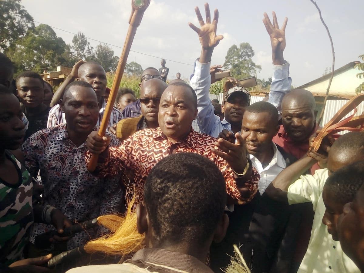 MP asks government to suspend illicit brew raids during Bukusu traditional circumcision ceremonies