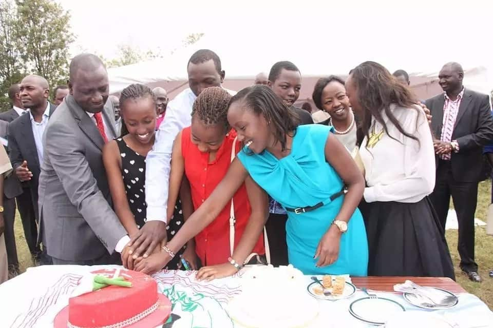 0fgjhs3lg0cgchk1og - Meet William Ruto's children in photos