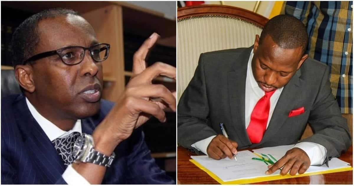 Sonko, Miguna combination will be a nightmare for Nairobi – lawyer Ahmednasir