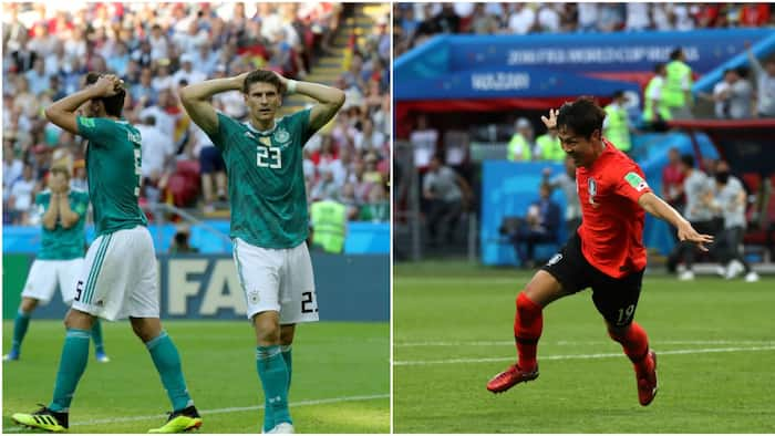 Defending champions Germany bow out of World Cup after humiliating defeat to South Korea