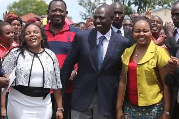 Anne Waiguru strongly hints at being Ruto's running-mate in 2022