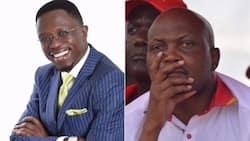 Ababu Namwamba na Moses kuria kuongoza kampeni za Uhuru dhidi ya Raila