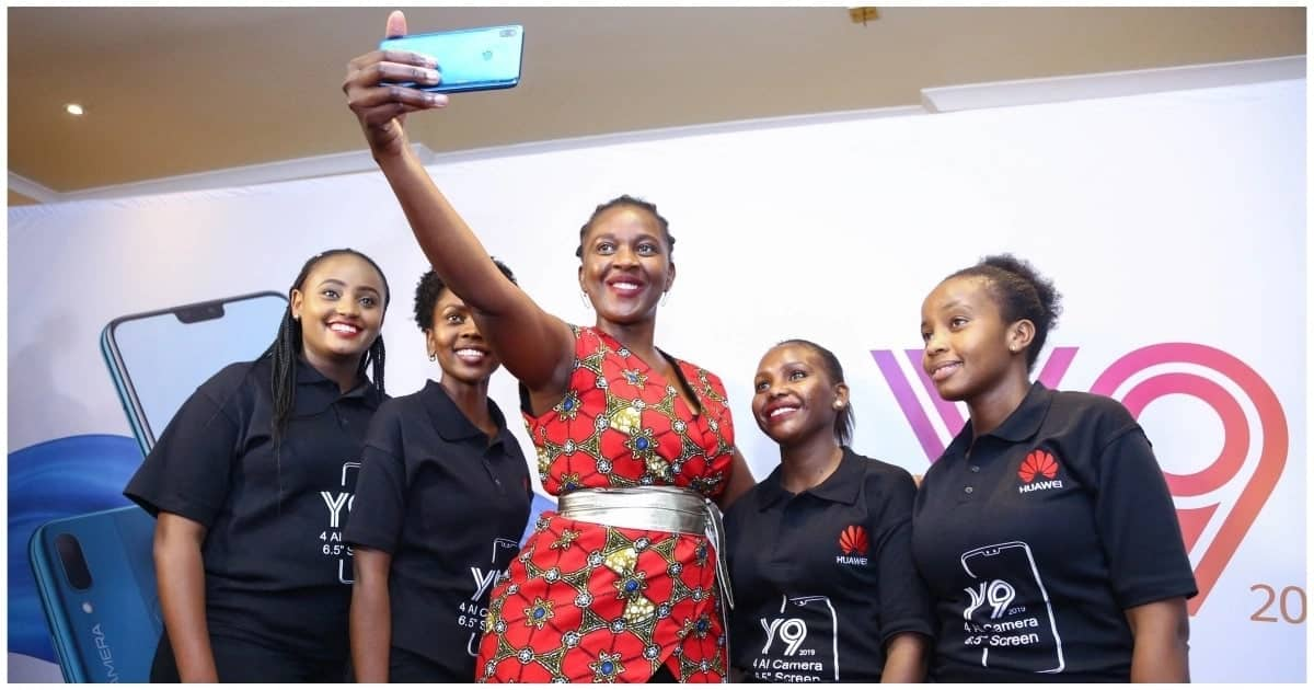 Huawei's launches sleek affordable Y9 launched in Kenyan market