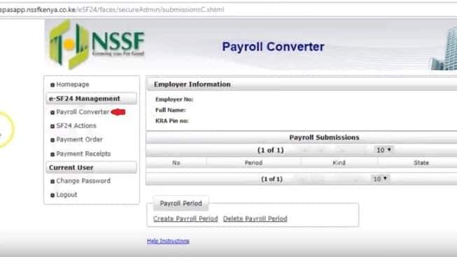How to pay NSSF online in Kenya