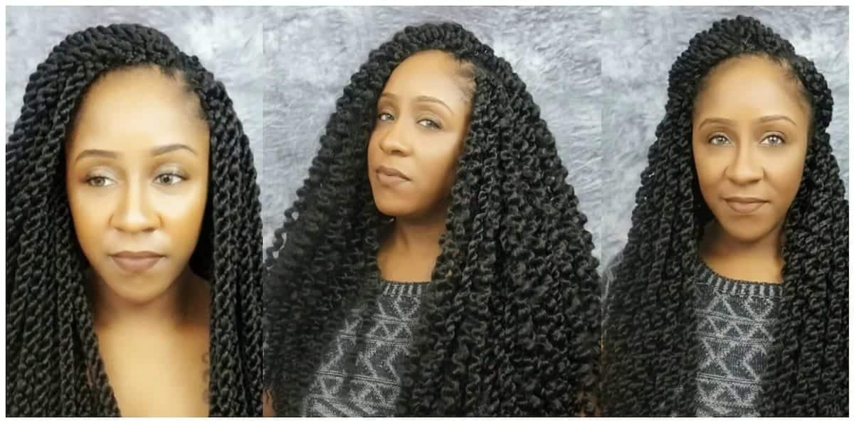 Crochet braids marley hair Marley braids crochet Crochet braids with marley hair updo Marley braids hairstyles Crochet marley braids