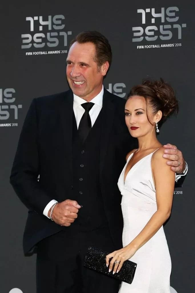 Top 10 best dressed football couples at the The Best FIFA Football Awards
