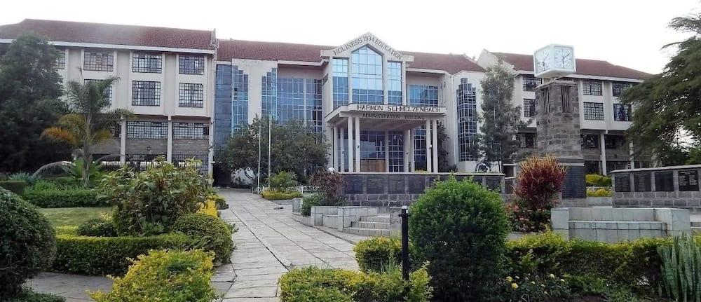 Africa Nazarene University fee structure 2019