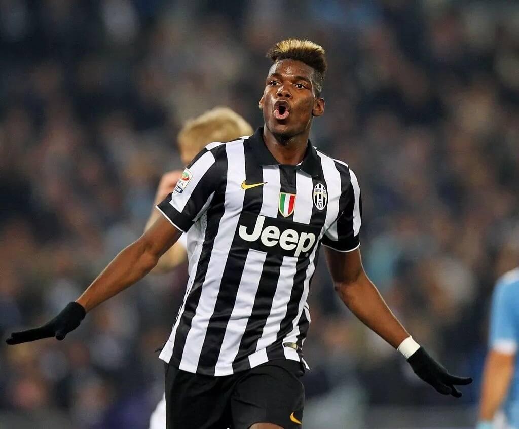Juventus yakatiza ari yake ya kumsajili Paul Pobga kutoka Man U