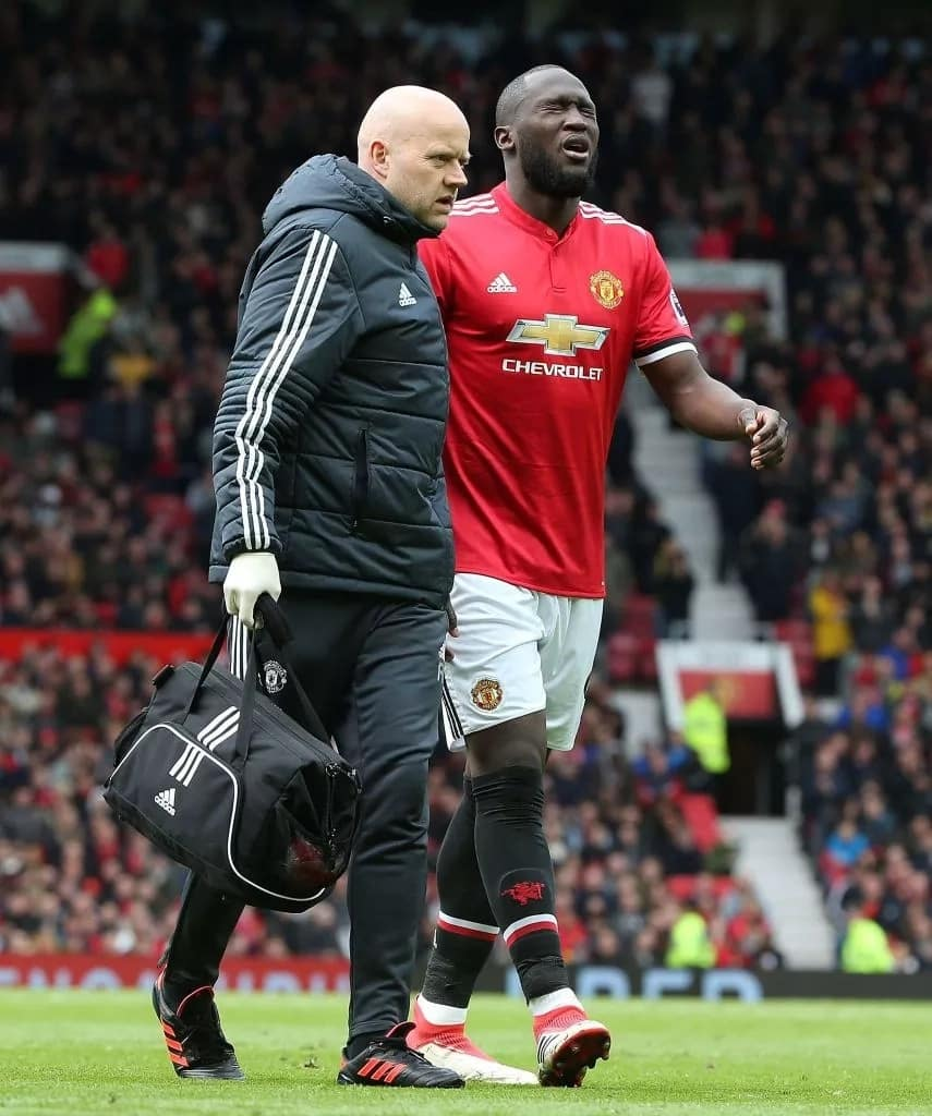Mourinho admits Romelu Lukaku is struggling with fitness ahead of Chelsea clash