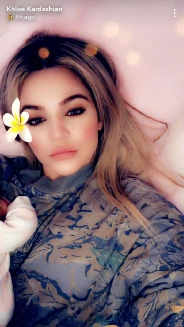 Khloe Kardashian's baby birthday pictures, name, daddy and latest news
