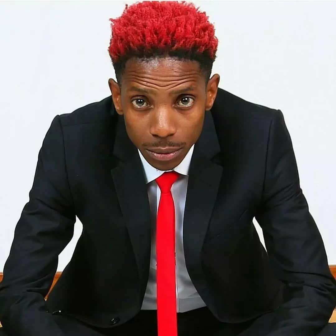 Eric Omondi avutia mashabiki kwa kuwaonya kuhusiana na matumizi ya dawa za kulevya