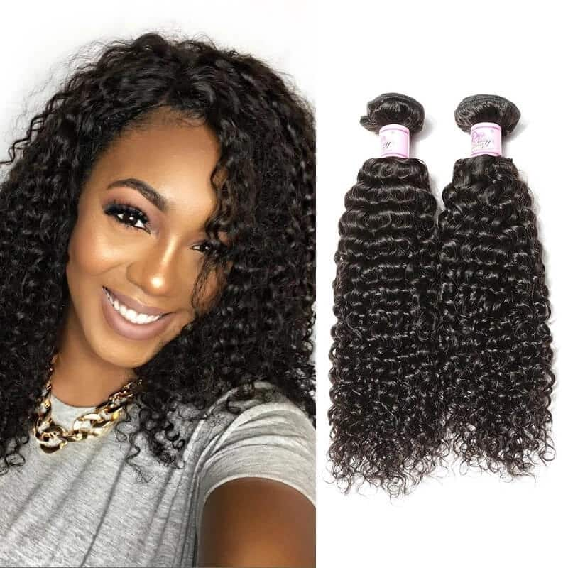 Curly weaves