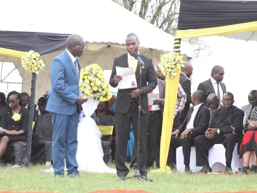 Former Baringo South MP's son withdraws from race to replace mum who died of Cancer