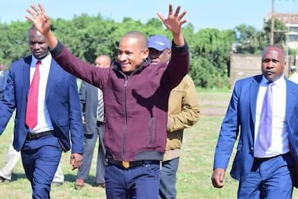 Relief for Babu Owino as he wins election petition