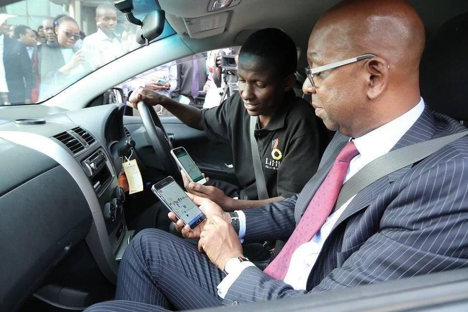 Taxi companies in Nairobi Kenya