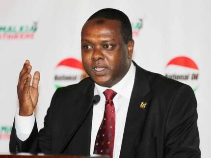 Ex-Sports Cabinet Secretary Hassan Wario belongs to jail, should not be ambassador