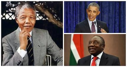 Top highlights from Barack Obama's Nelson Mandela Lecture