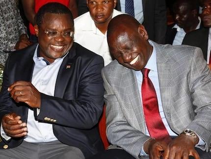 Kwa Waluhya mimi ndiye 'kusema' na hamna mwingine – Ken Lusaka